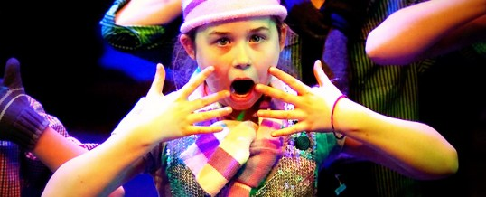 NEW Musical Theatre class (ages 5-8) added!