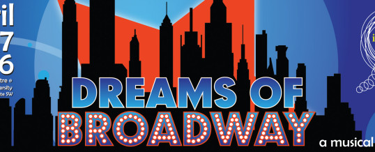 Dreams of Broadway Tickets Now On Sale!