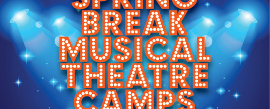 Spring Break DayCamps – Registration Now Open!