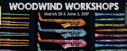 Spring Woodwind Workshops