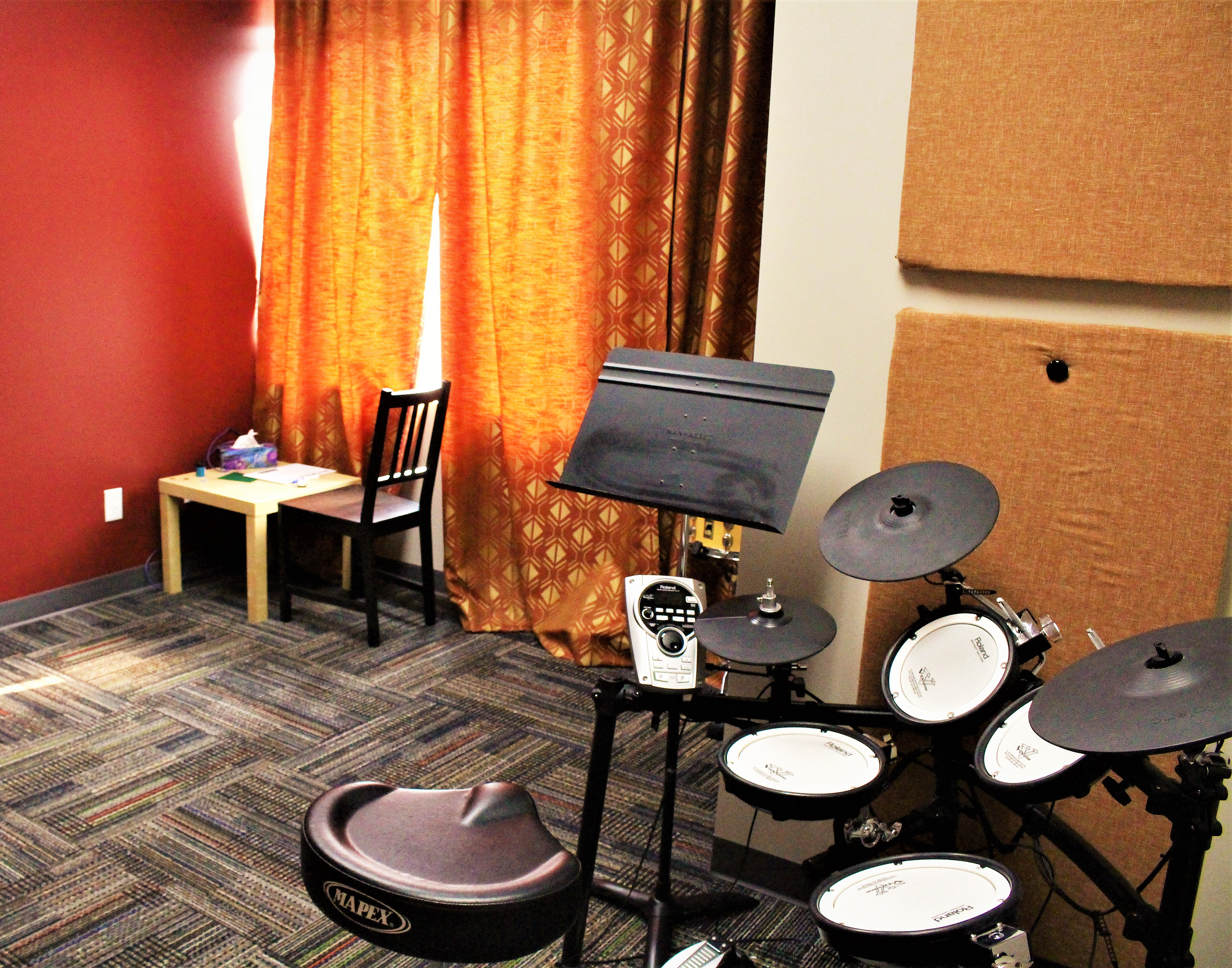 Studio 9 - The Drum Room